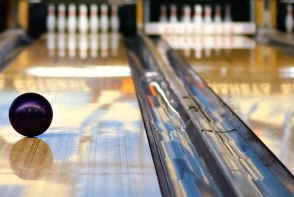 Antwerp Bowling - Bowling lane