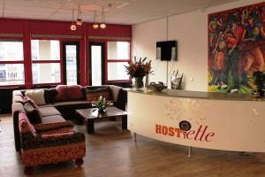 Hostelle_Amsterdam_-_Lounge