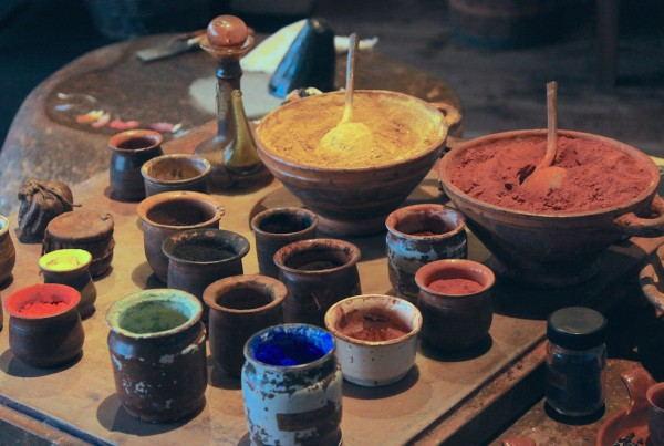 Rembrandt House Museum - Colors