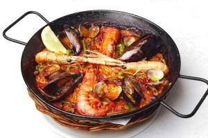 Restaurant_Mediterrani_-_Paella