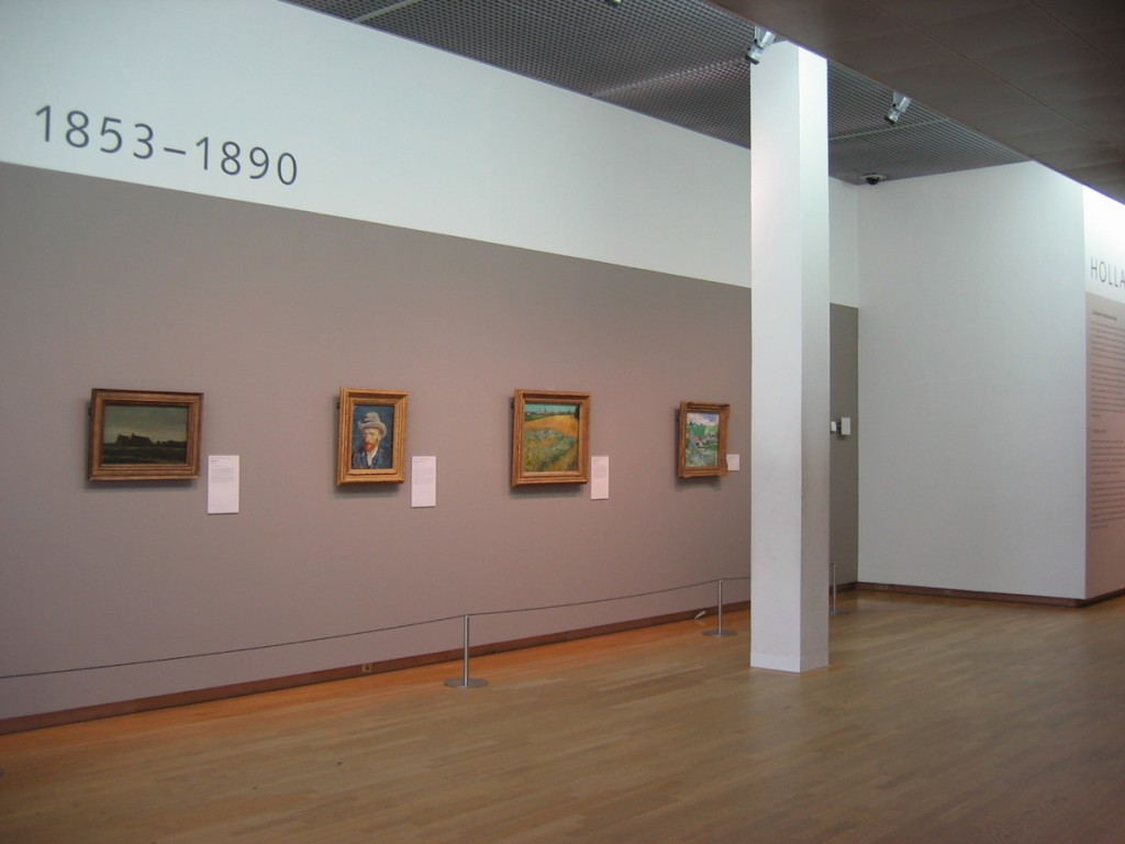 Buy VAN GOGH MUSEUM admission voucher with discount