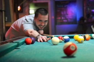 Jorplace Beach Hostel - Pooltable