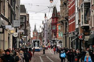 Leidsestraat - Jorge Franganillo (flickr)