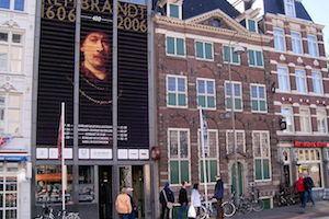 Rembrandt house Museum - Michiel1972 (wikimedia)