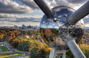 Brussels_Atomium_-_View