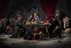 The_London_Dungeon_-_The_Last_Supper
