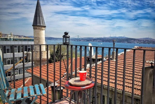 Colony_Hostel_Istanbul_-_Balcony_View