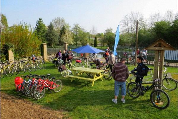 Bike Rental Auxerre