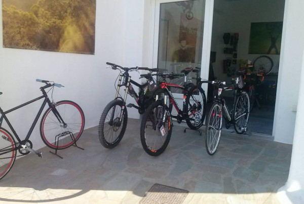 Bike rental Paros