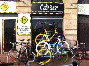 Bike Rental Bordeaux