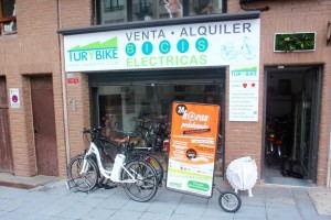 Bike Rental Santander