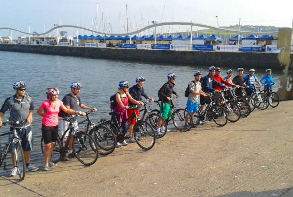 Bike rental Amble
