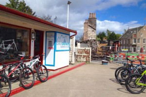 Bike rental Ballater