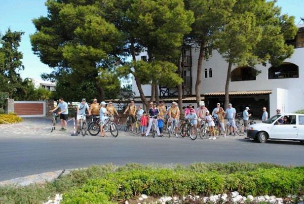 Bike rental Chersonesos