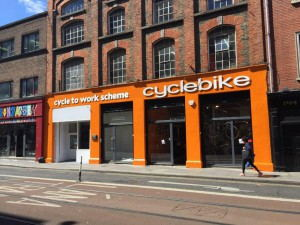 Bike rental Dublin