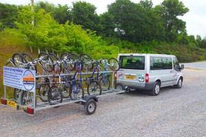 Bike rental Exeter