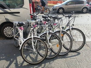 Bike rental Naples