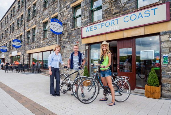 Bike rental Westport