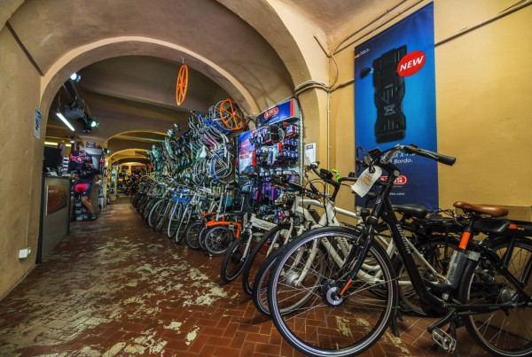 bike rental florence