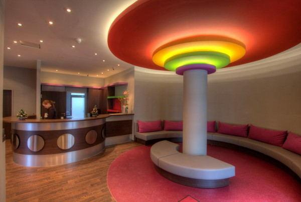 2A_Hostel_-_Lounge_Area