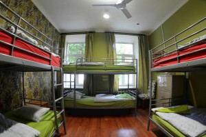 Godzillas Hostels - 6 bed dorm room