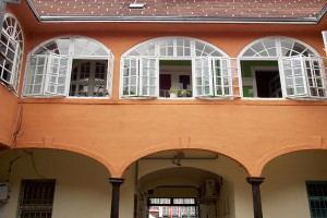 Hostel Na Putu facade