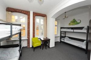 Hostel_Wratislavia_-_Dorm_room