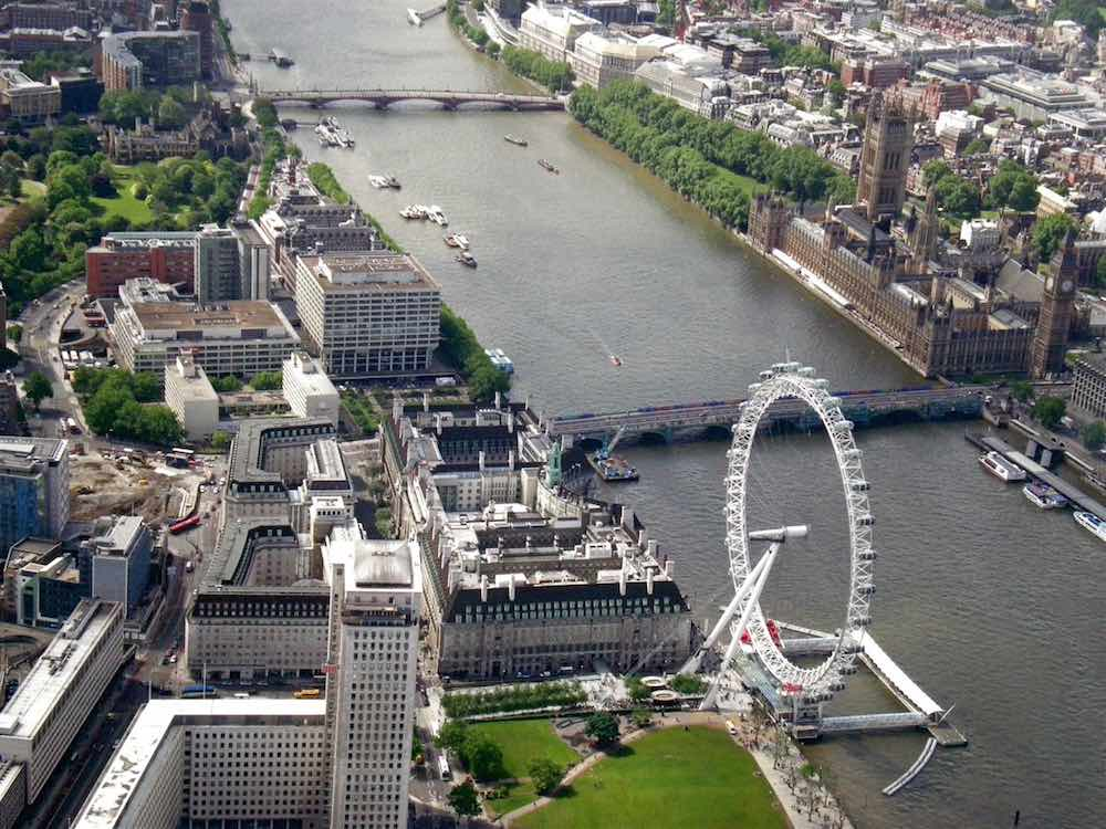 Helicopter deals london