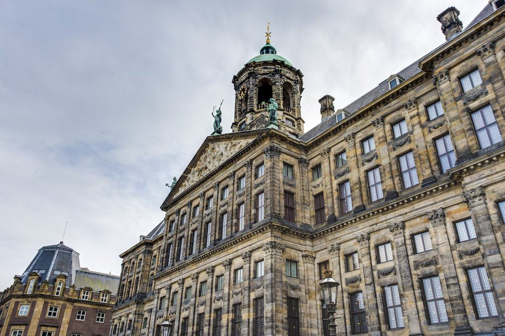The Royal Palace of Amsterdam