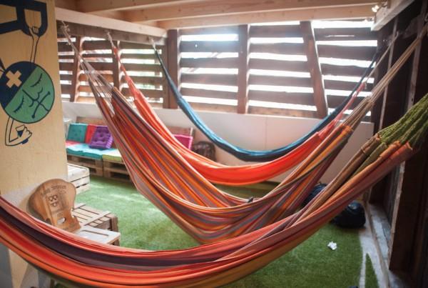 Balmers_Hostel_-_Hammock_Room