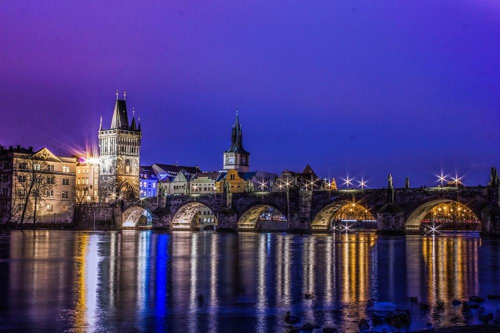 Charles Bridge is one of the reasons to visit Prague