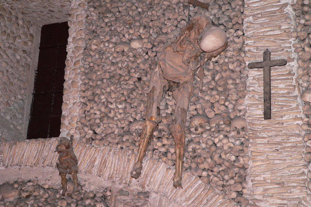Bone Chapel Evora